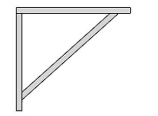 Рама треугольник