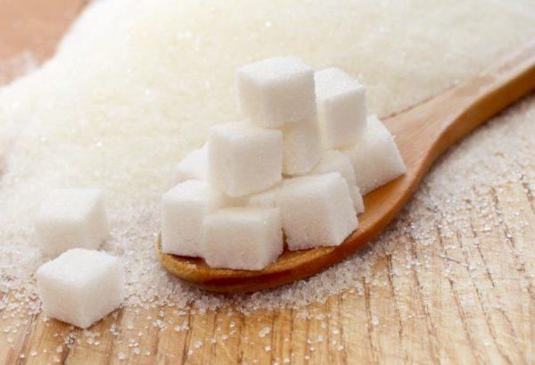 Сахар для фиалок